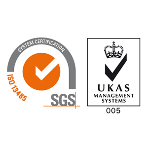 SGS and UKAS Ceritification